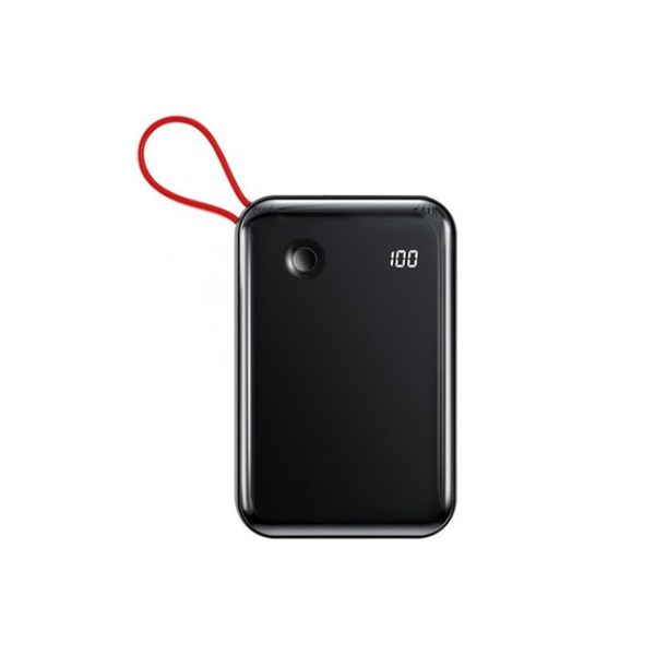 Baseus Mini S 3A 10000mAh Power Bank with Type C Cable