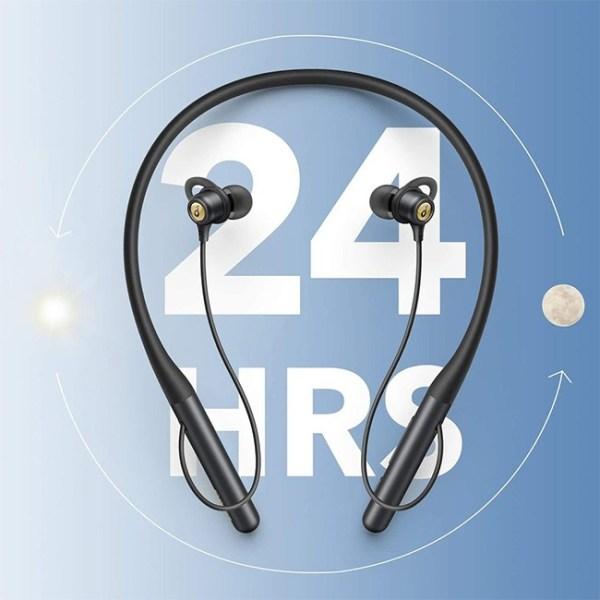 Anker Soundcore Life U2 Bluetooth Neckband Earphones 1
