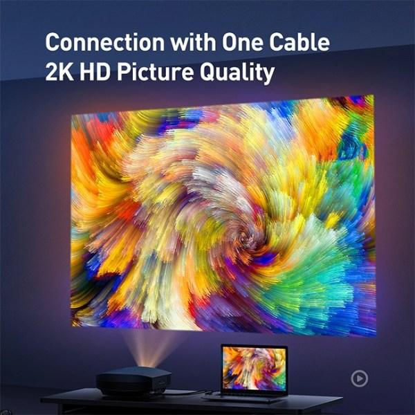 Baseus Enjoyment Series CAKSK ROG DVI Bidirectional Cable 5 4