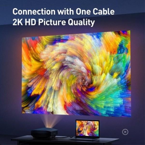 Baseus Enjoyment Series DVI Bidirectional Cable 4