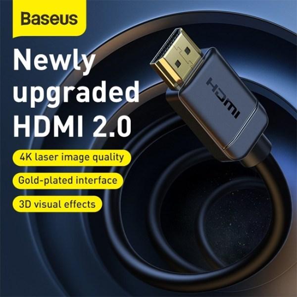 Baseus High Definition Series HDMI Cable 3