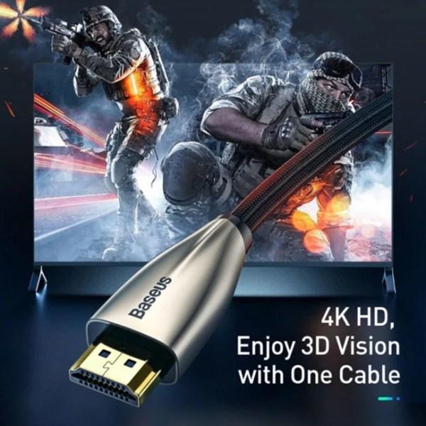 Baseus Horizontal 4K HDMI Cable 1