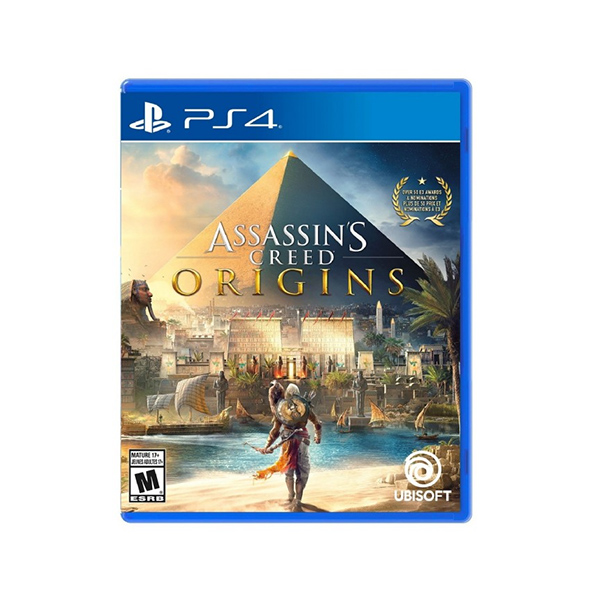 Assassins Creed Origins PS4 Game Price in Sri Lanka Buy Online at cyberdeals.lk