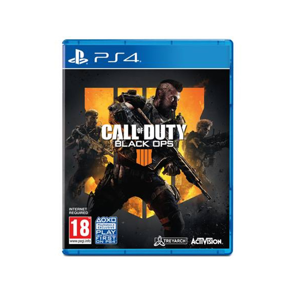 Call of Duty Black Ops 4 PS4 Game Price in Sri Lanka Buy Online at cyberdeals.lk