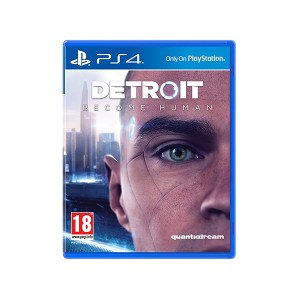 Detroit PS4 Game Price in Sri Lanka Buy Online at cyberdeals.lk