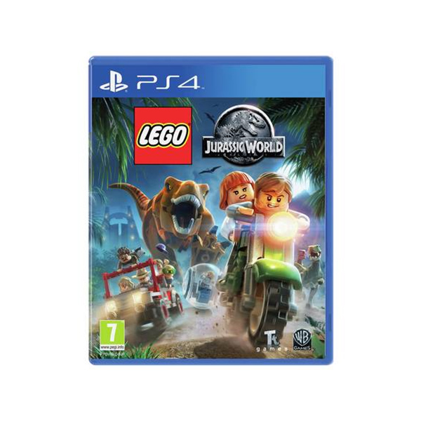 Lego Jurassic World PS4 Game Price in Sri Lanka Buy Online at cyberdeals.lk