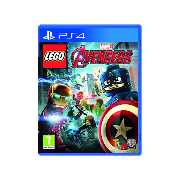 Lego Marvel Avengers PS4 Game Price in Sri Lanka Buy Online at cyberdeals.lk