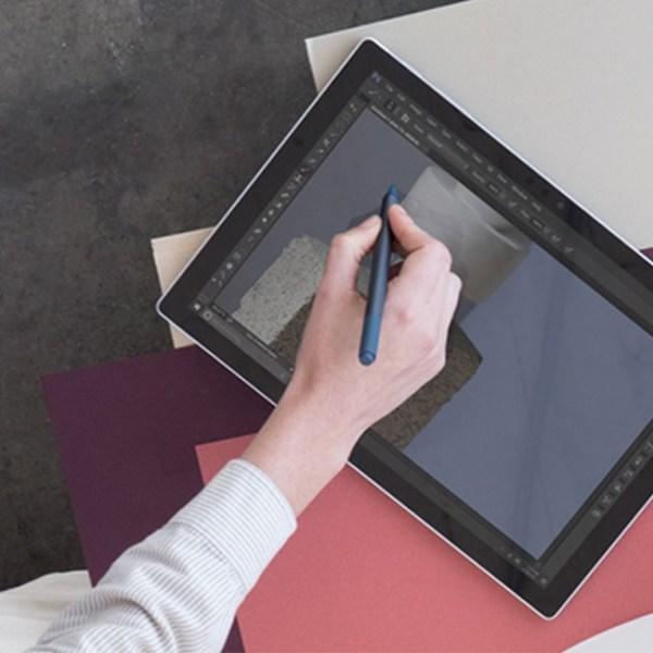 Microsoft Surface Pen Platinum EYV 00009 4