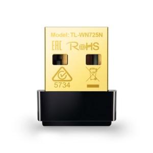 TP- Link TL-WN725N 150Mbps Wireless N Nano USB Adapter