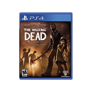 The Walking Dead The Complete First Season PS4 Game Price in Sri Lanka Buy Online at cyberdeals.lk