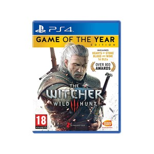 The Witcher 3 Wild Hunt GOTY Edition PS4 Game Price in Sri Lanka Buy Online at cyberdeals.lk