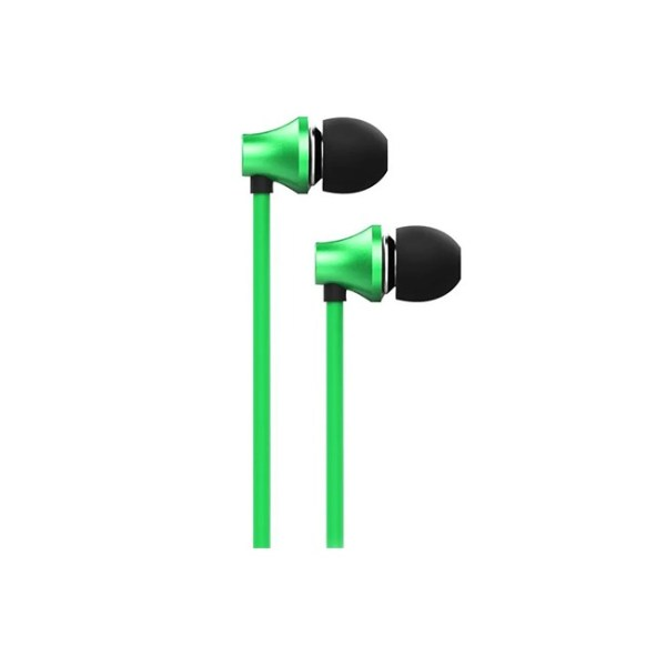 WK Design Wi80 Wired Earphones green green