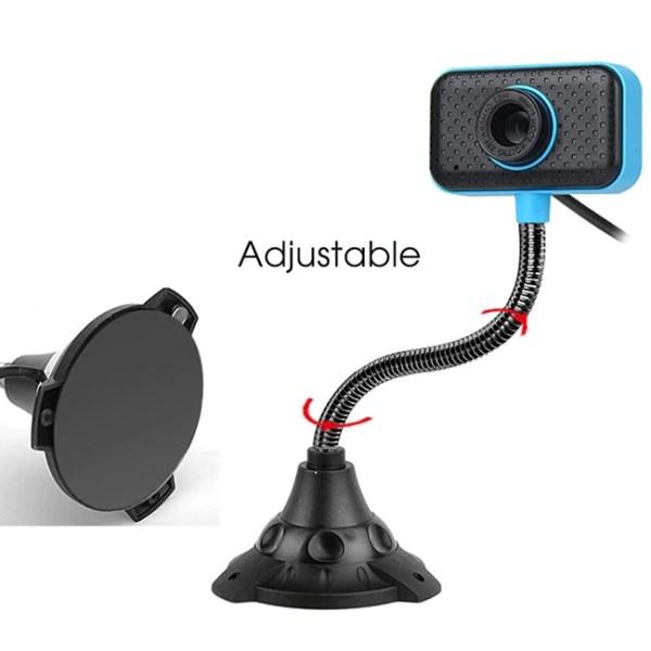 Kebidu Blue Matte Webcam 1