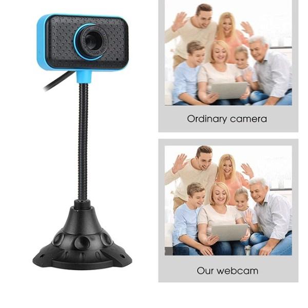 Kebidu Blue Matte Webcam 2