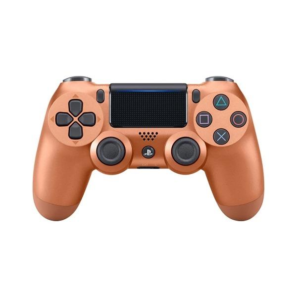 Sony playstation 4 controller metallic copper