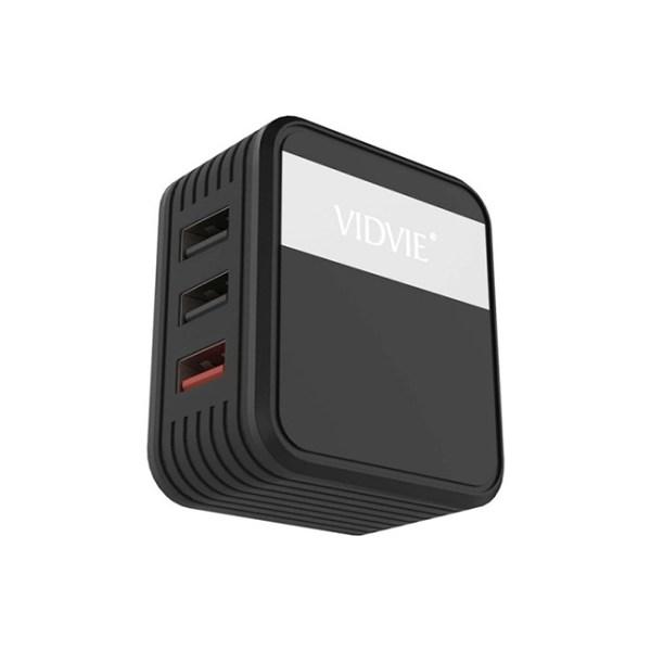 Vidvie 3 USB Travel Charger