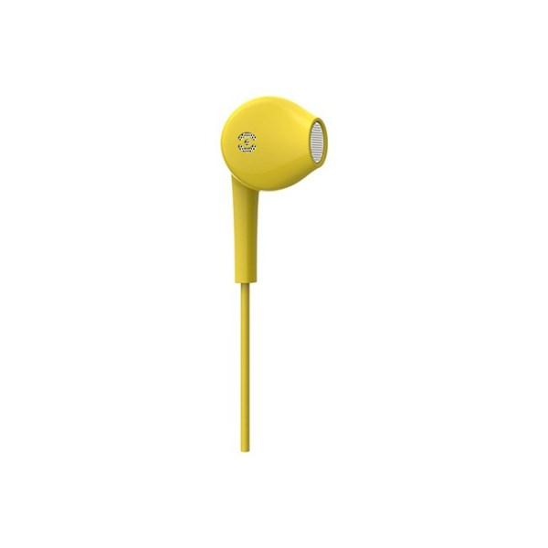 Vidvie HS623 Wired Earphones Yellow
