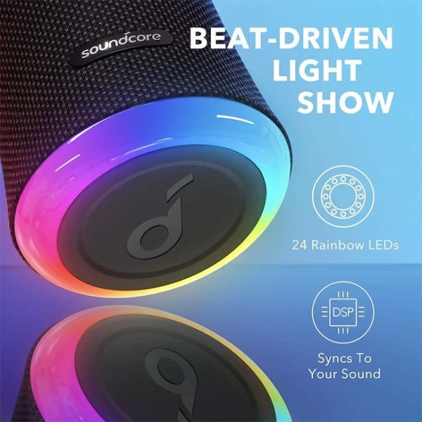 Anker A3165 Flare 2 Portable Bluetooth Speaker 2