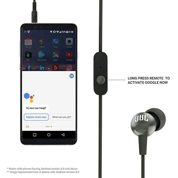 JBL C200SI In Ear Earphones 3