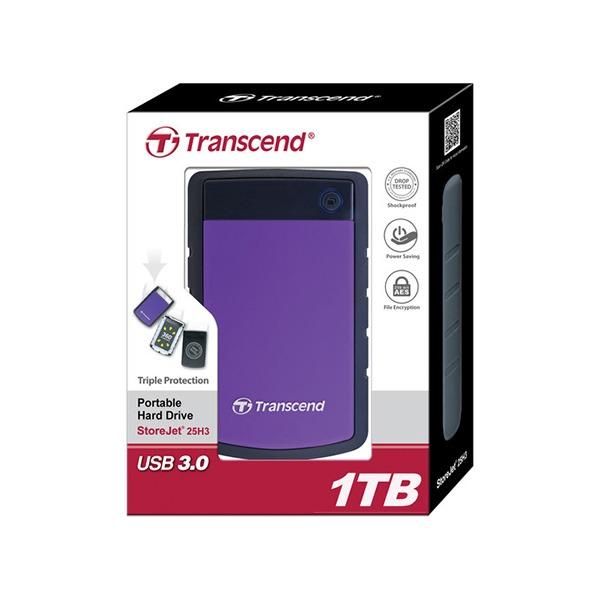 Transcend StoreJet 25H3 External Hard Drive price in sri lanka buy online at cyberdeals.lk