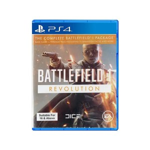 Battlefield 1: Revolution - PS4 Game price in sri lanka buy online at cyberdeals.lk