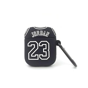 Jordan 23 AirPods Silicone Protective Case 1