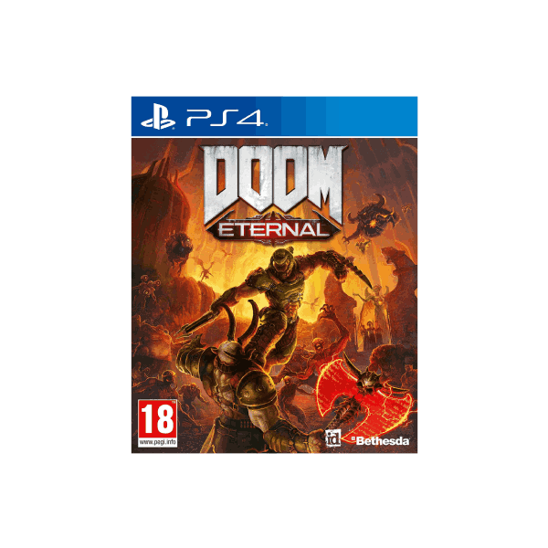 doom eternal ps4 game 01