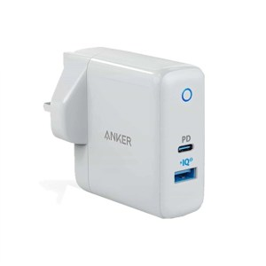 Anker PowerPort II with PD and PIQ 2.0 Wall Charger