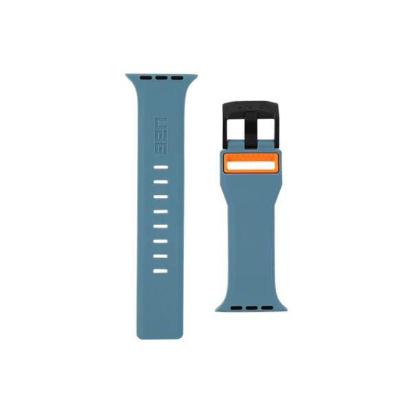 Civilian Silicone Watch Strap For Apple Watch 04