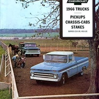 1966 chevy truck fleetside