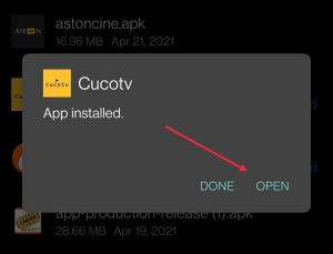cucotv for android