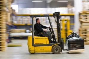 warehousing and distribution Cyberfreight