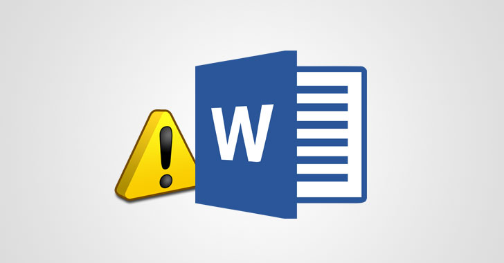 Unpatched MS Word Flaw