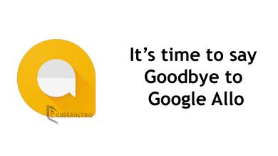google allo app