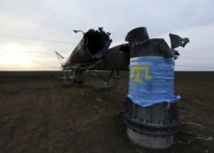 У Херсонській області впала електроопора ЛЕП – у 2016 році Крим буде без світла