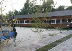 У новорічну ніч виникла пожежа у ресторані села Крюківщина Київській області