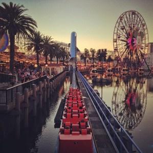 #1- Disneyland — California (EEUU)