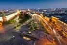 #5 - Gorky Park (parque de atracciones) — Moscú (Rusia)