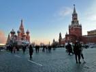 #7 - Plaza Roja — Moscú (Rusia)