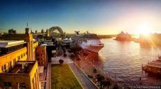 Circular Quay, en Sydney, Australia.