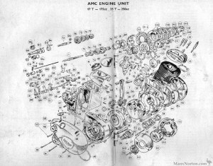 Francis Bart 1958 AMC Engine Diagram