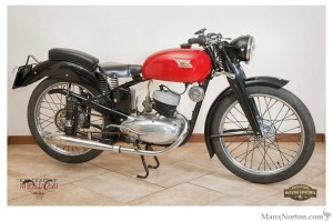 Moto Morini 1947 Turismo 125c