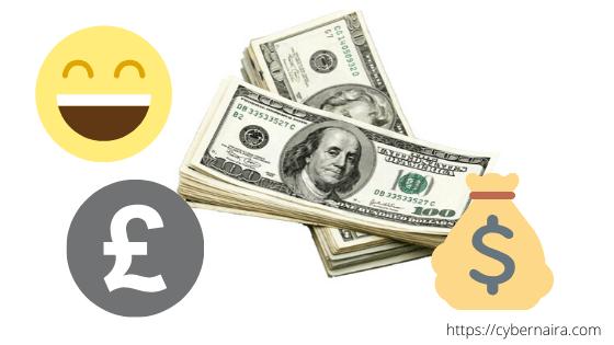 money image in dollar