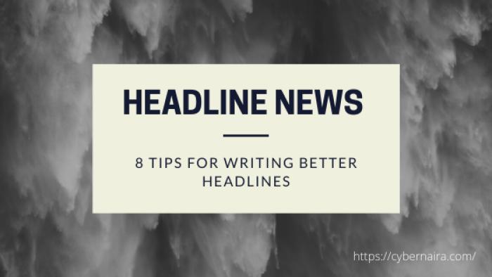 write better headlines