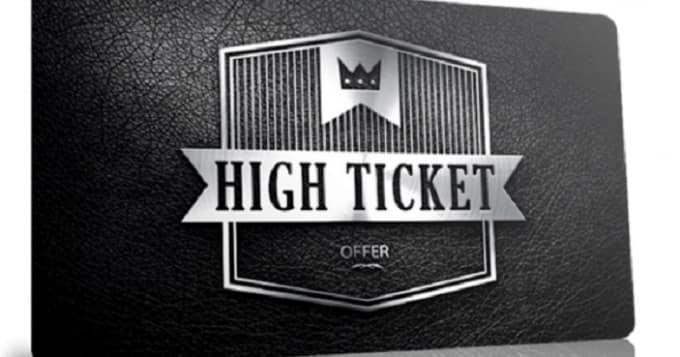 high ticket offer image