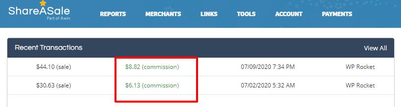 Shareasle affiliate home cybernaira commission