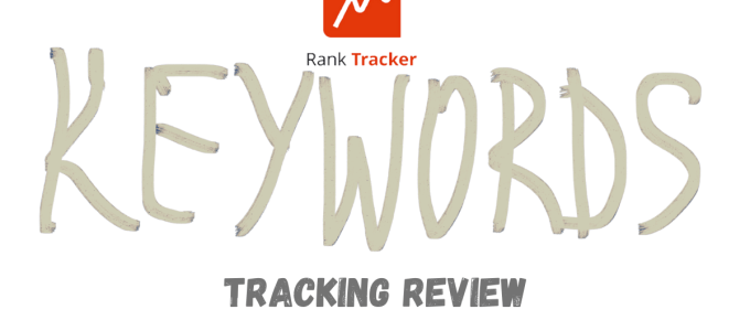 rank tracker review