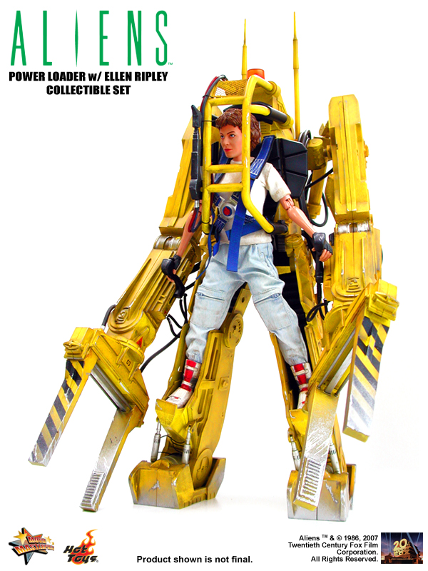 Power Loader from Aliens (toy)
