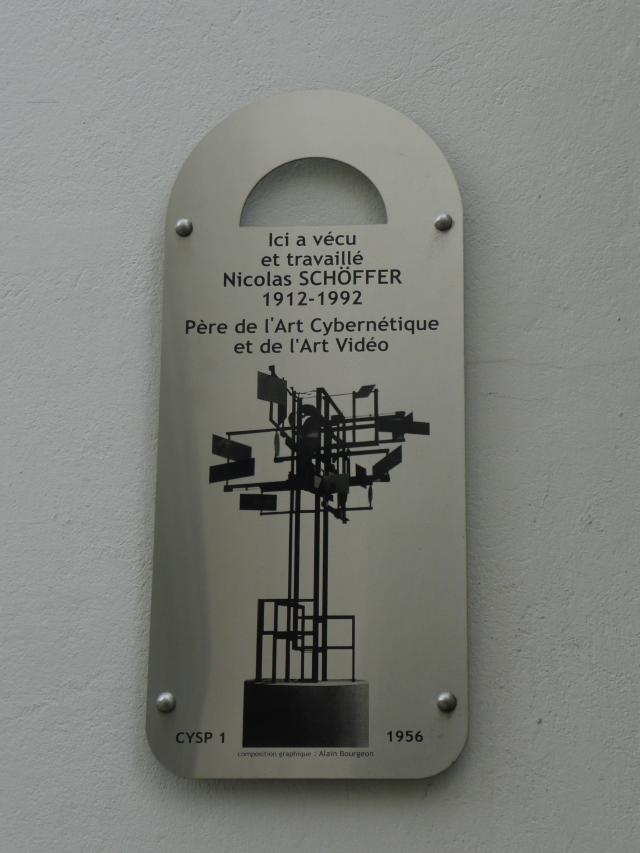 Cysp-1-plaque