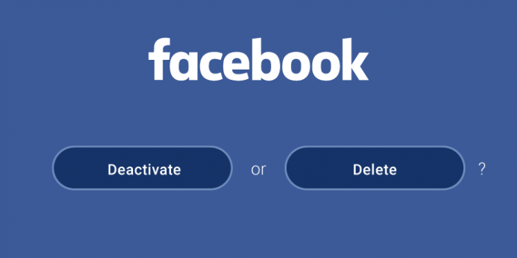 How to Deactivate or Delete Your Facebook Account - freshnewcut.com